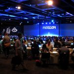 Mozcon 2013 stage